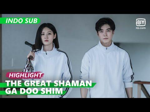 Saya harus melewati usia 18 tahun [INDO SUB] | The Great Shaman Ga Doo Shim Ep.1 | iQiyi Indonesia