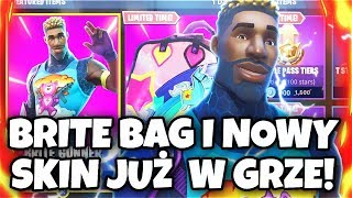 BRITE BAG AND NEW SKIN (COLORFUL SHOOTER) | Fortnite Battle Royale