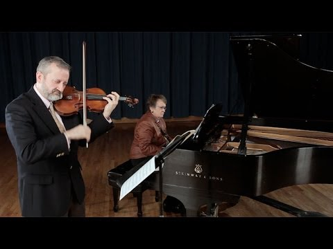 Sonatensatz (Scherzo) From the F.A.E. Sonata by Johannes Brahms