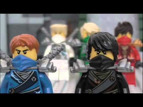 Lego Ninjago Rebooted Episode 12 Tough Luck