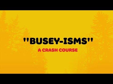 "Camp Manna: Gary Busey's ""Busey-isms"": A Crash Course"