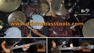REMIX DRUMS & BASS GROOVE PART 2 EX1