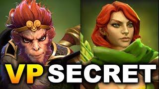 SECRET vs VP - 70/112 Heroes - Final SUMMIT 7 DOTA 2