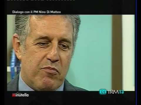 """Casa Minutella con """"ANTONINO DI MATTEO"""" del 31/01/2017"""