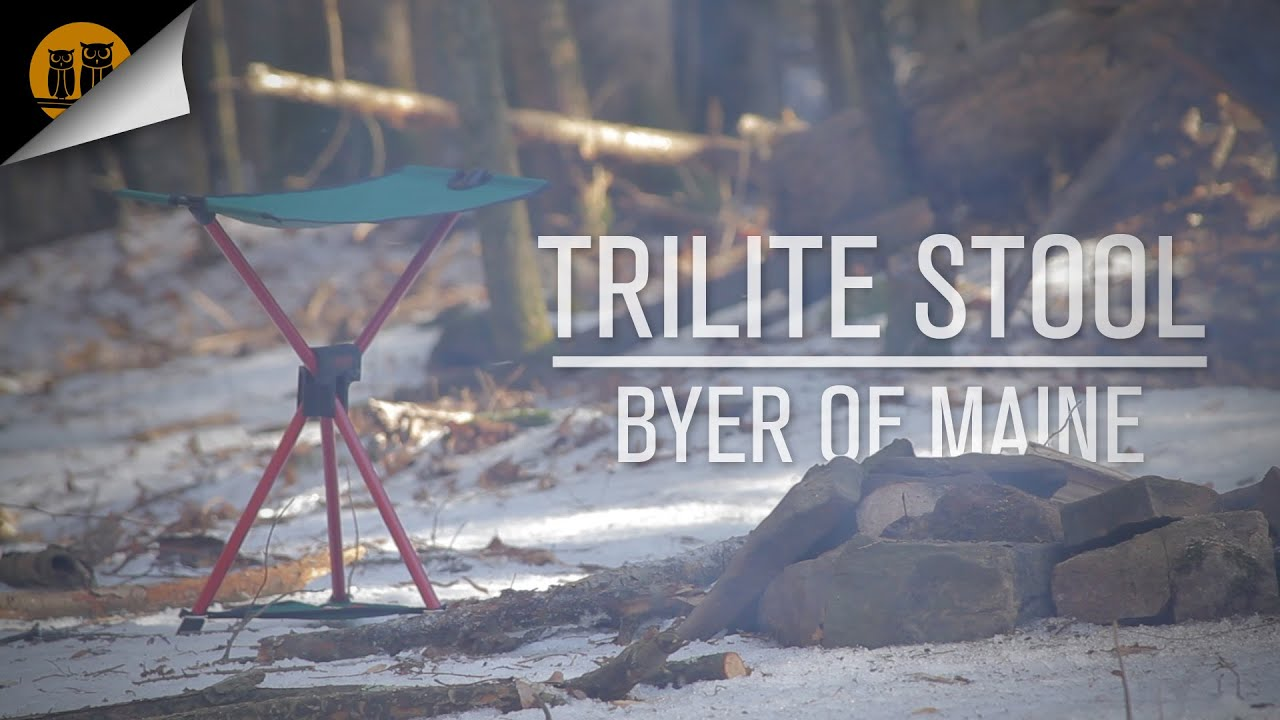 Awesome byer Of Maine Trilite Stool