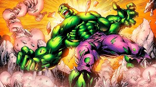 The Incredible Hulk's 8 Biggest Feats Of Strength