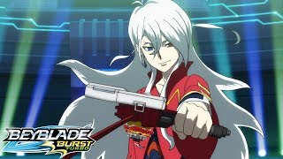 BEYBLADE BURST TURBO Meet the Bladers : Phi & Hyde