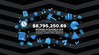Casino Complaint Service Annual Report 2019 | AskGamblers