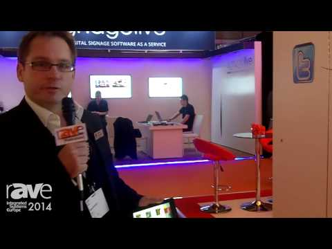 ISE 2014: Scala Demostrates Application That Runs on Tablet in Retail Sector