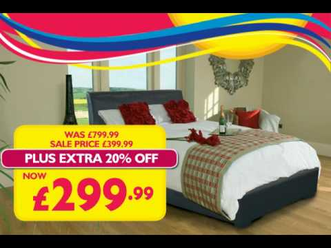The Bed Shed Summer Sale