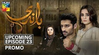 Baandi Upcoming Episode #23 Promo HUM TV Drama