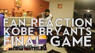 #MambaDay - Kobe Bryant's Final Game LIVE Reaction