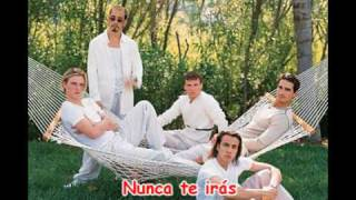BackStreet Boys - Never Gone (Spanish)