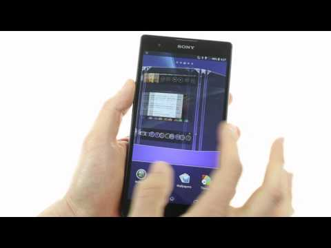 Sony Xperia T2 Ultra: hands-on