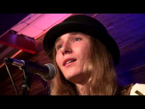 "Sawyer Fredericks covers ""3 Little Birds"" at the Backroom at Colectivo, Milwaukee, WI, 7/15/16"