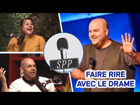Setup, prémisse, punch - Ép.5 Faire rire avec le drame | Mélanie Ghanimé et Maxim Martin