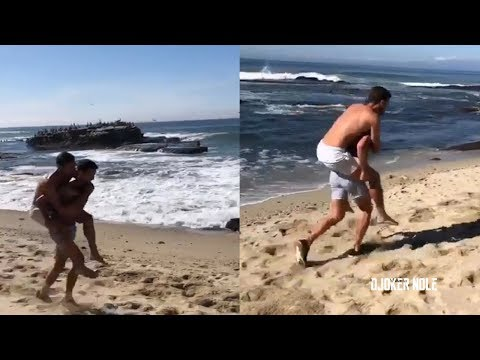 Novak Djokovic FITNESS TIME - San Diego 2019 (HD)