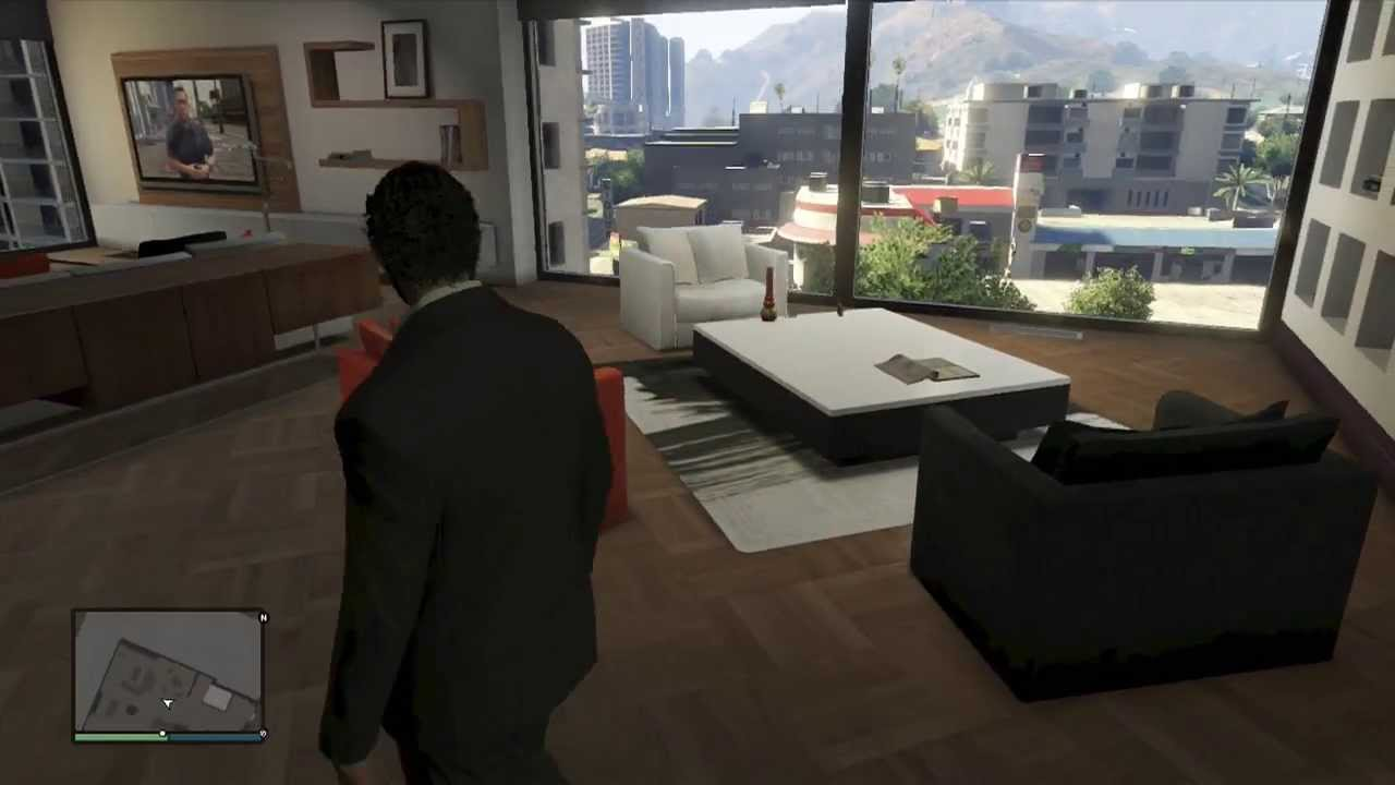 Best gta online apartment