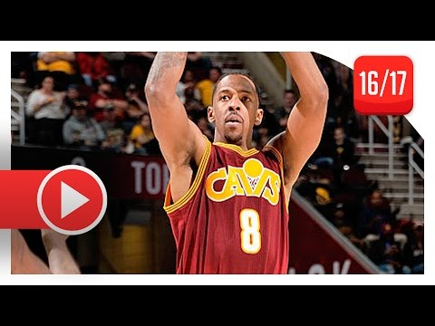 Channing Frye Full Highlights vs Raptors (2016.11.15) - 21 Pts, CLUTCH!
