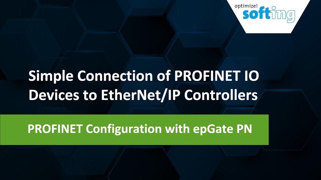 Hitex: Ethernet IP Adapter to PROFINET Controller Gateway