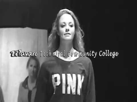 Delaware Tech Fashion Show - 11/17/12