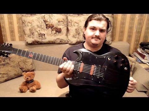 Рокин Факин #24 - Gibson SG Voodoo (США, 2004 год)