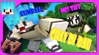 Chạy Trốn Khỏi MisThy  (Minecraft Trốn Tìm)