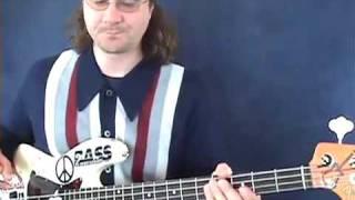 jazz bass for beginners walking jazz bass lines wwwonlinelessonvideoscom