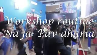 Na ja - pav dharia dance choreography