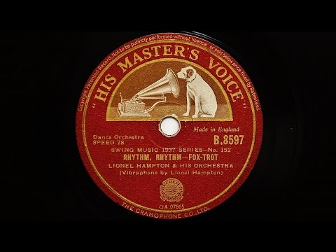 Lionel Hampton and His Orchestra - Rhythm Rhythm (I Got Rhythm)