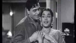Karke Jiska Intezar - Rajendra Kumar & Jamuna - Hamrahi