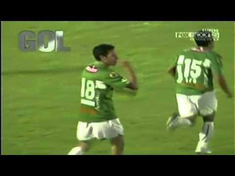 Universidad de Chile 2 - 2 Oriente Petrolero Copa Sudamericana 2010
