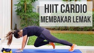 Latihan Kardio untuk Membakar Lemak dengan Cepat | HIIT Workout