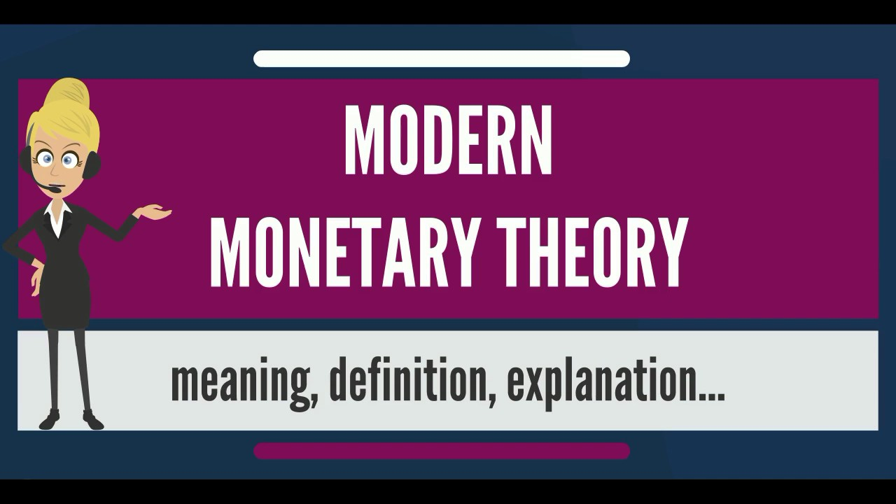 Image result for modern monetary theory