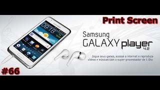 Samsung Galaxy Player 4.2 - Review - Screen Capture - Screenshot - PT-BR - Brasil