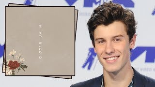 Shawn Mendes Drops New Single 'In My Blood'