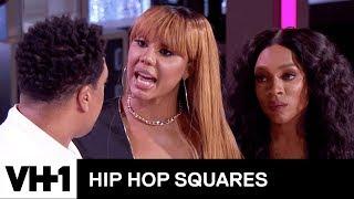 Tamar Braxton Confronts DeRay Davis 'Sneak Peek'   Hip Hop Squares