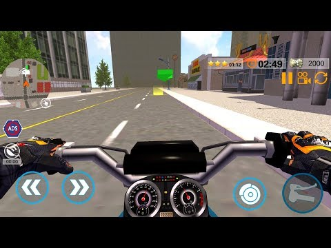 Real Bike Racing Jobs (by Chop Games) Android Gameplay [HD]