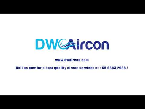 DW Aircon Servicing Singapore - Your Reliable Aircon Servicing Specialist