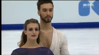 Gabriella Papadakis & Guillaume Cizeron (FRA) - Europeans 2018 FD