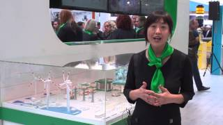 Schneider Electric at Hannover Messe 2014