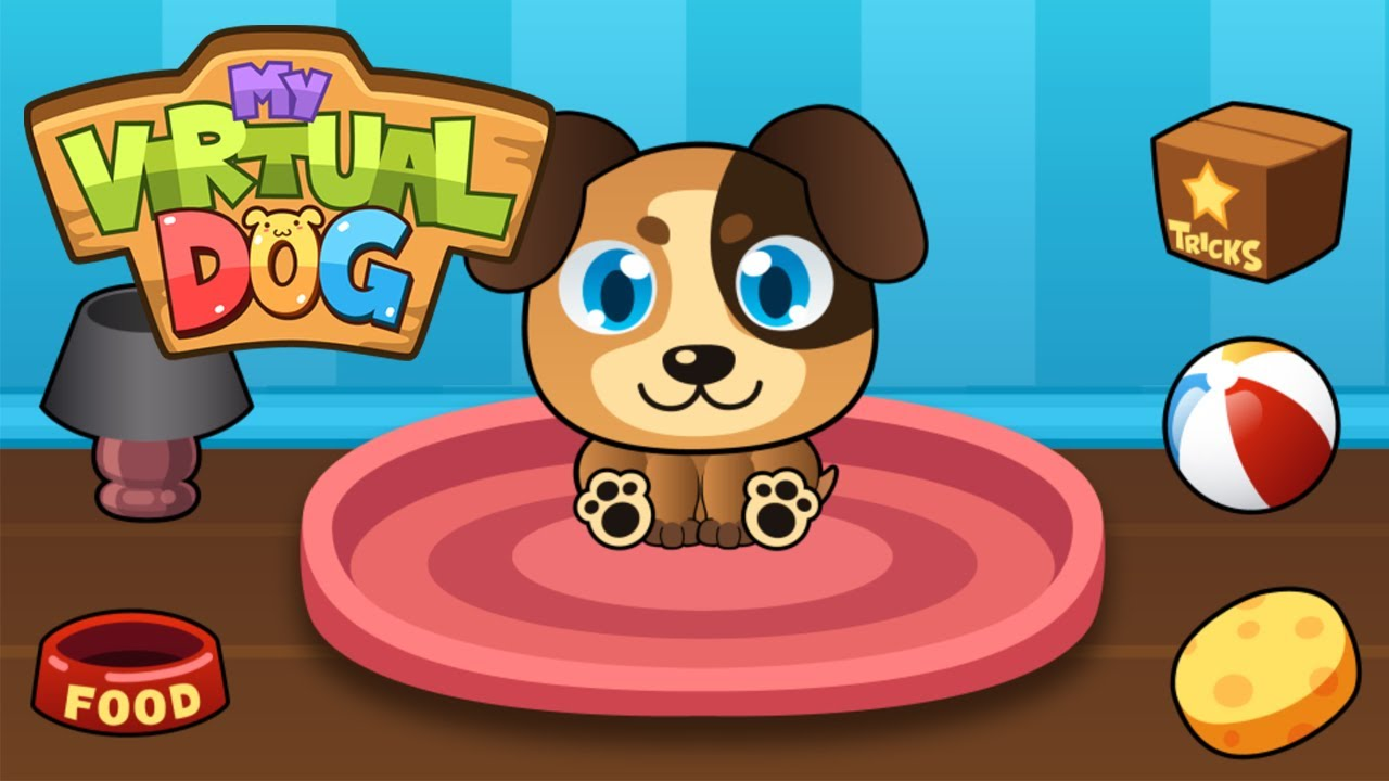 Image of: Customizable Avatars My Virtual Dog Cute Kids Game With Pets For Iphone And Android Youtube Google Chrome My Virtual Dog Cute Kids Game With Pets For Iphone And Android