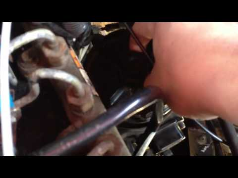 Quick Tip #2 - How To Drain Water From Fuel Filter Housing