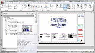 Sheet Sets - General Overview