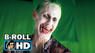 SUICIDE SQUAD Bloopers Gag Reel (HD) Margot Robbie, Jared Leto