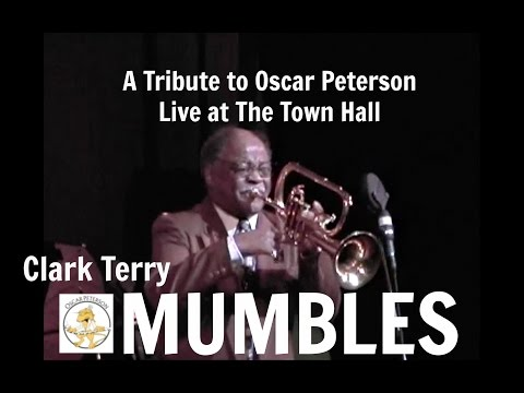 Clark Terry & Oscar Peterson: Mumbles - Live at the Town Hall
