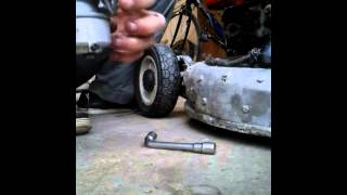 Redemarage moteur yanmar pt1