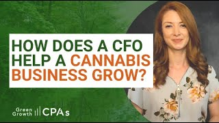 Benefits of a Cannabis Outsourced CFO