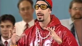 Sacha Baron Cohen (Ali G) Class Day | Harvard Commencement 2004 thumbnail
