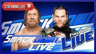 WWE SmackDown Live Full Show May 22nd 2018 Live Reactions thumbnail